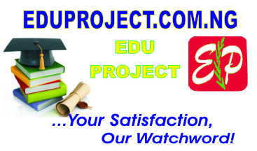 APPROVED EDUCATION PROJECT TOPICS AND RESEARCH MATERIALS Image - Eduproject.com.ng